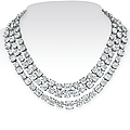 An important diamond necklace, by graff