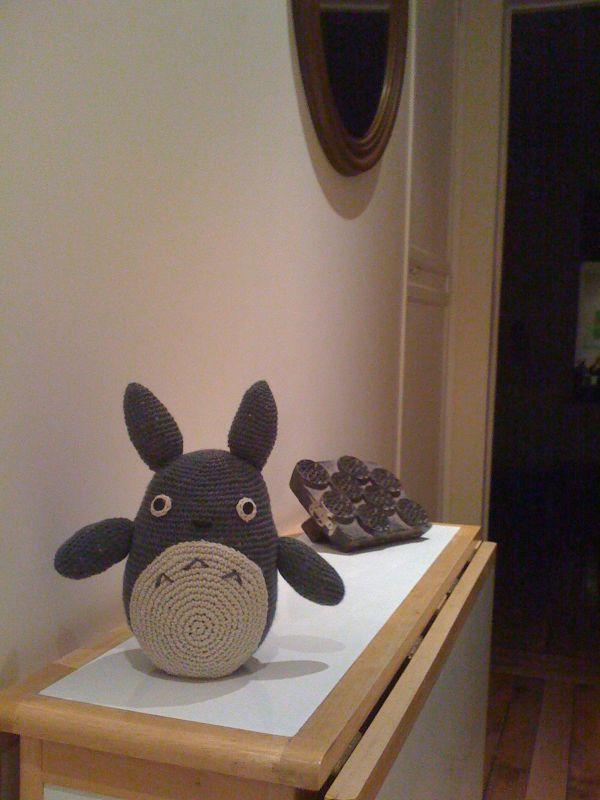 Totoro, mon voisin depuis quelques jours