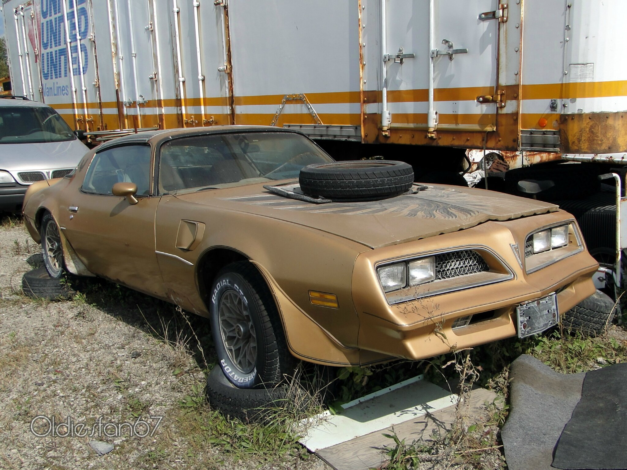 Pontiac Firebird Trans Am Coupe 1977 1978 Oldiesfan67