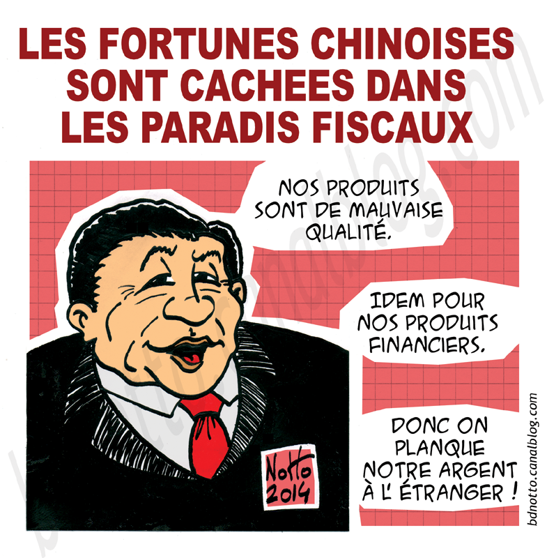 06 - 2014 - Argent Chinois