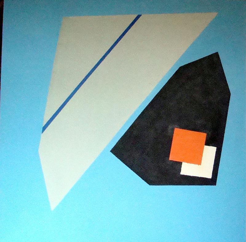 Atelier, photos de céramiques et tableaux Louise 077