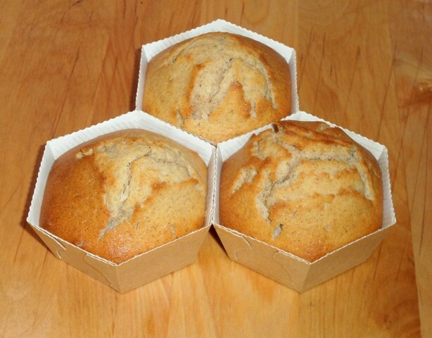 Muffin cannelle (moule)