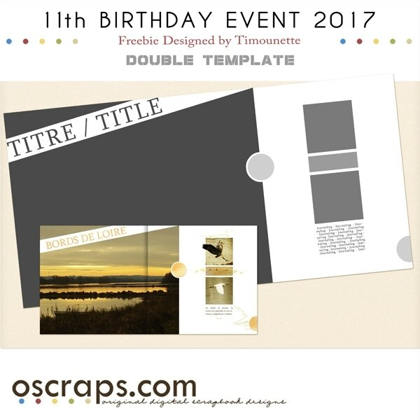 Preview Template 155 DP by Timounette - 11th Oscraps Birthday
