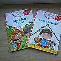 J'apprends à lire avec sami et julie niveau 1
