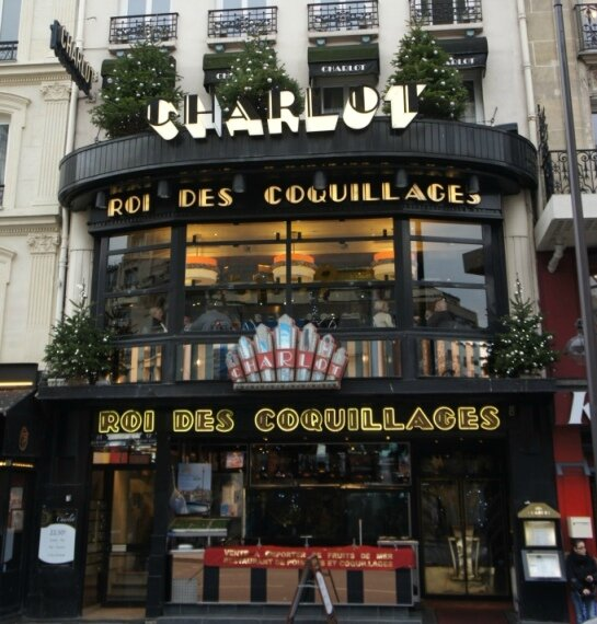 Restaurant Le Charlot Paris