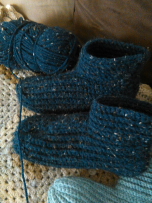 laine chaussonbleus1