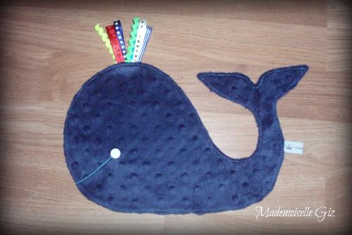 Baleine - Recto