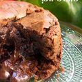 Fondant au chocolat marmiton # 2 : un de plus mais il est vraiment excellent !