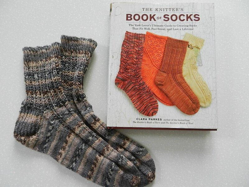 Stepping Stones Socks 1