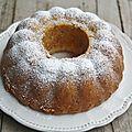 Gâteau à la chantilly et spéculoos