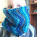 Snood fini!!!!