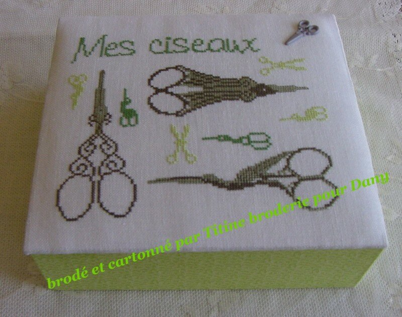 Titinebroderie pour Dany