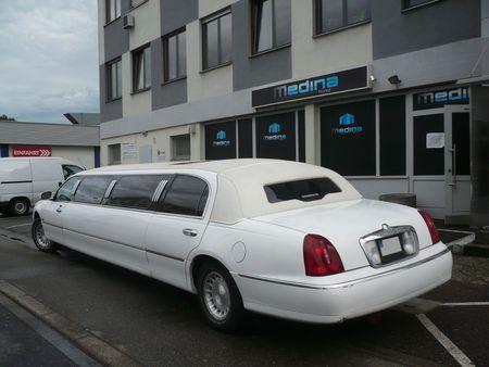 LINCOLN Town Car 8,60m limousine Kehl am Rhein (2)
