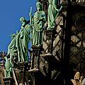 Statuaire de Notre-Dame.