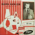 Hans Koller and his New Jazz Stars - 1953 - New Sound From