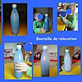 Bouteille de relaxation