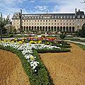 Des tulipes au palais saint-georges à rennes le 28 avril 2013