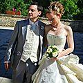 robe de mariée ivoire anis marjorie g création vendée