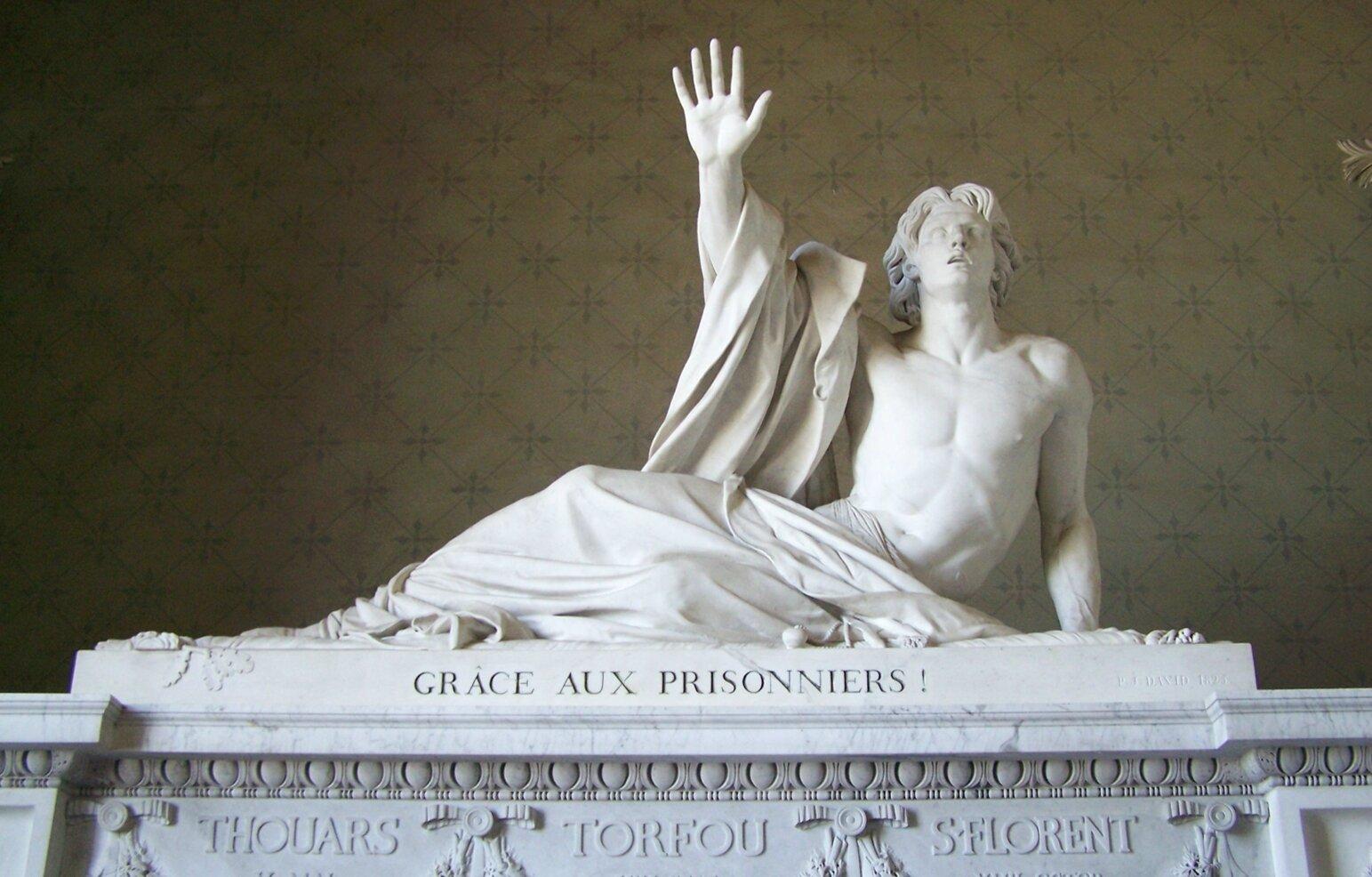 David d'Angers et Bonchamps : expo à Saint-Florent-le-Vieil