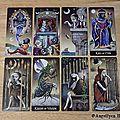 Deviant Moon Tarot 4- Blog ésotérique Samhain Sabbath