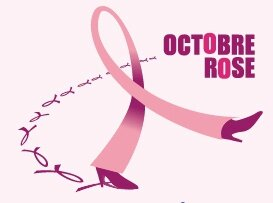 Dessin Octobre Rose
