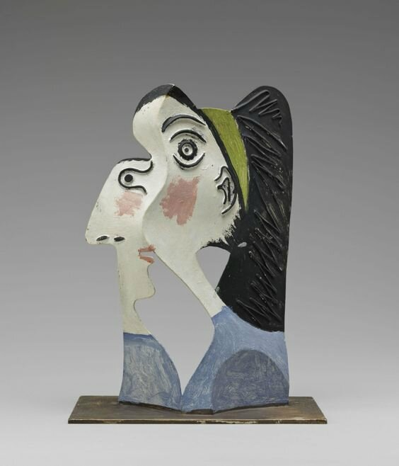 Spanish artist Pablo Picasso's sculptures on view at BOZAR