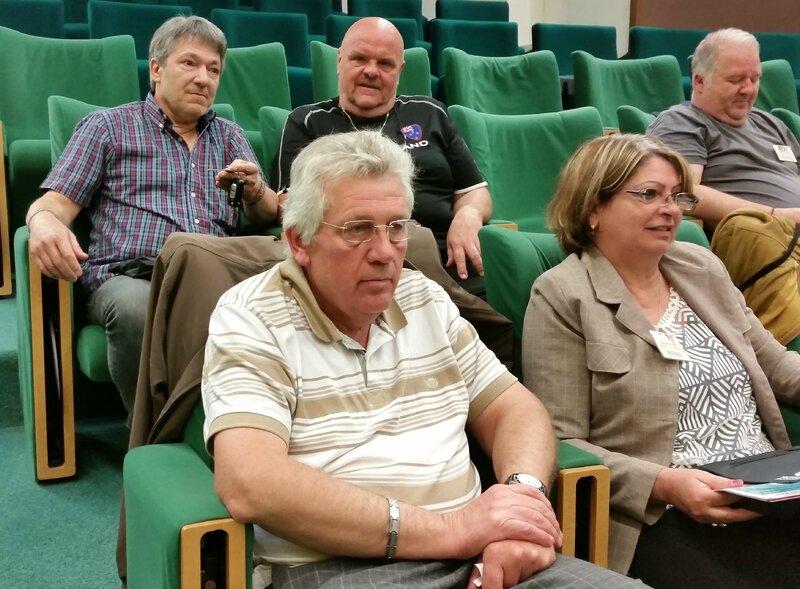 Phil et Phil, Gérard et Patricia