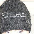 Bonnet pour mon neveu Elliott (vue 1)