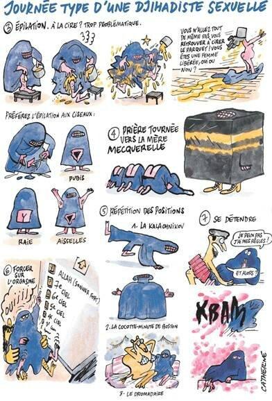 islam humour burka