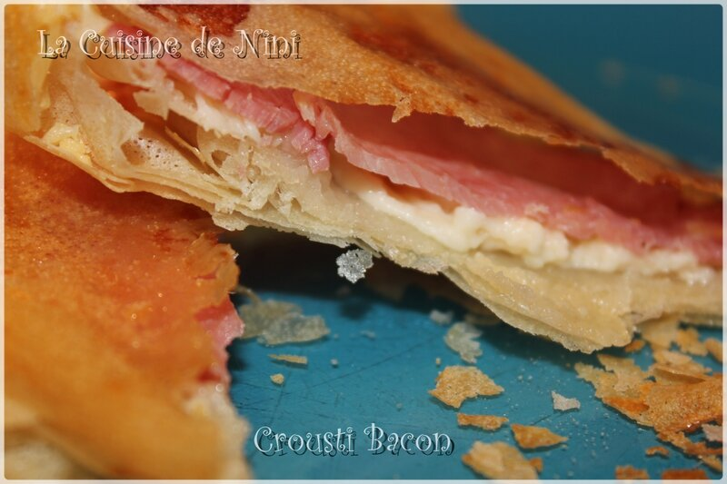 crousti bacon