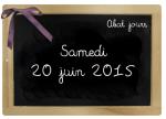 ardoise stages abat jours 2015 juin 20