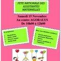 Fête nationale des assistantes maternelles