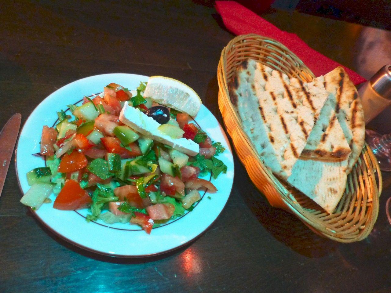 Restaurant turc à La Huchette ... Fabuleux !