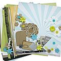 Kit Atelier Multi*Albums d'Avril (1ère version)