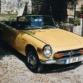 HONDA - S 800 Cabriolet - 1970