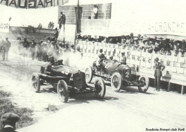 1924-Enzo-Circuito del Savio