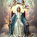 Marie reine