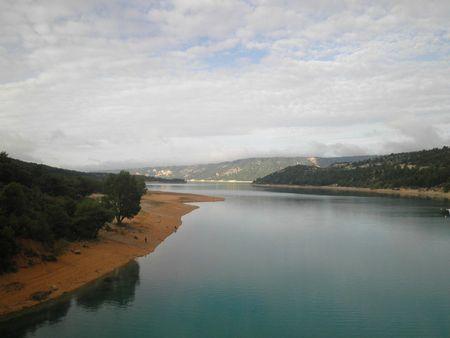 (2) lac de ste Croix