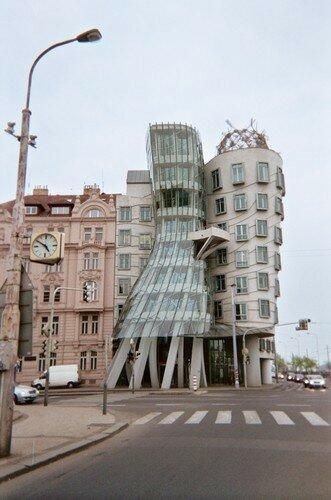 La maison qui danse (Prague - 2005)