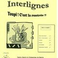 Interlignes septembre 2006