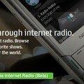 Web radio by nokia