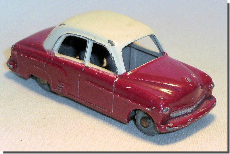 Lesney Matchbox 22 A Vauxhall Cresta 1956 A 1