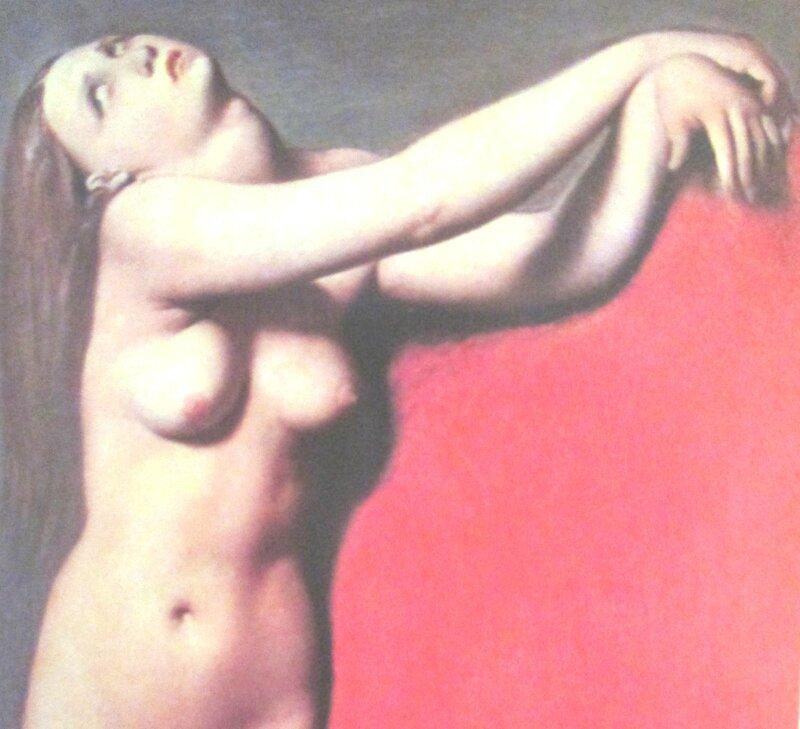 Ingres Angélique 1819