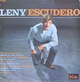 Leny Escudero - 33 tours