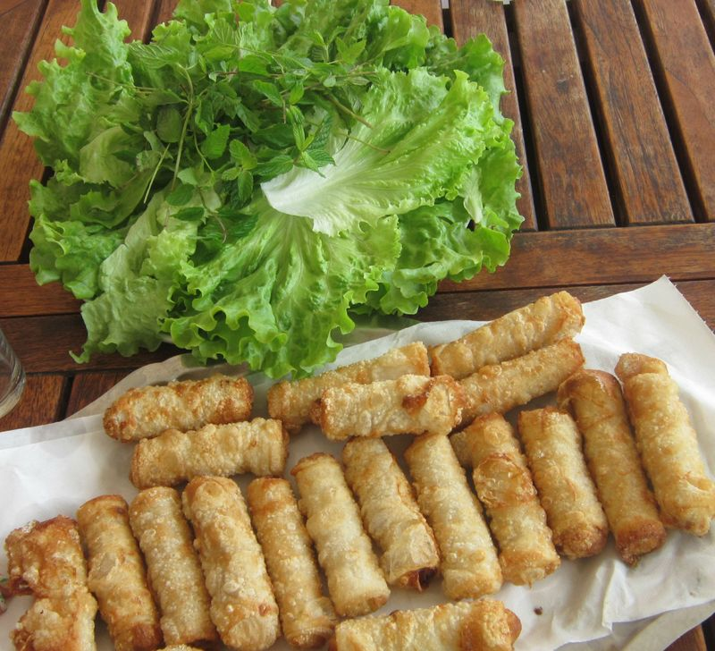 Nems vietnamiens les petits plats de v ro Nems vietnamiens