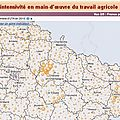 Mappemonde 103 : Sahara et Sahel