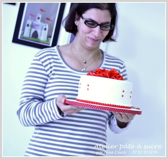 formation cake design Nina Couto 1