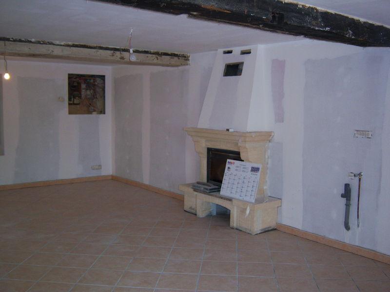 Carrelage pon age peinture en avant les travaux - Decoller peinture plafond ...
