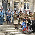 Vaux le vicomte commémore la première guerre mondiale
