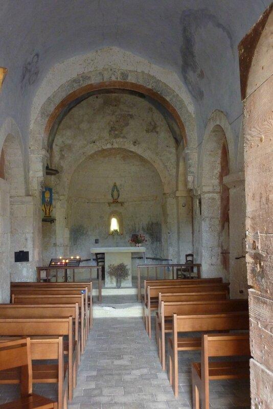 intérieur St Sixte